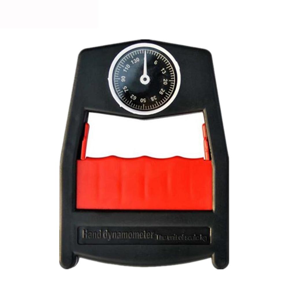 130KG/286Lbs Hand Dynamometer Pressure Gauge Dynamometer Grip Power Strength Meter Pressure Capacity Force Gauge New