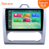 Seicane GPS Head Unit For 2004 2011 Ford Focus 2 10.1 Android 8.0/8.1 Touchscreen Car Radio WiFi Touchscreen Multimedia Player