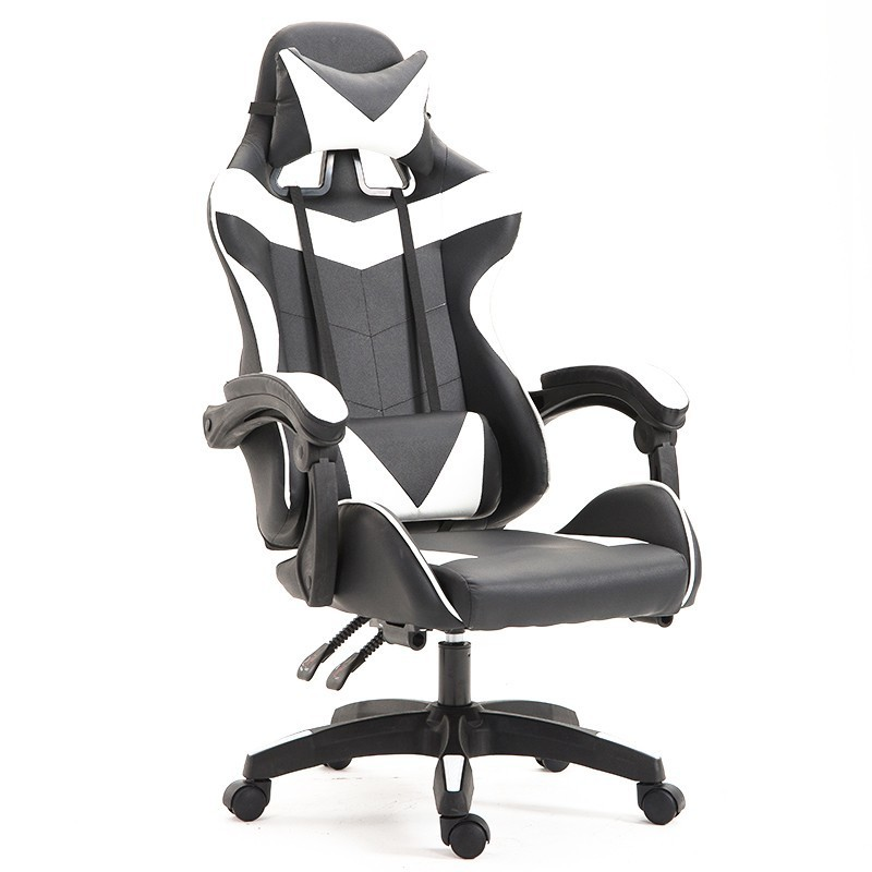 European Silla Massage Gamer Chair Computer Gaming Adjustable Height Gamer Rotating Armrest Pc Home Office Internet Chaise