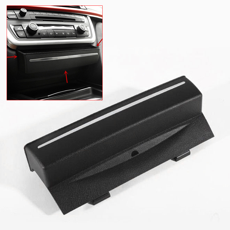 1pc Car Storage Box Center Console CD Panel Replacement Storage Box 24 4 5cm For BMW New 3 Series 3GT 4 Series X3 X4 in Stowing Tidying from Automobiles Motorcycles