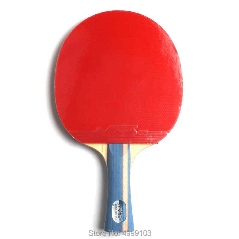 Original yinhe 05b finished table tennis racket good for training and good in price and feel and trength with case ping pong