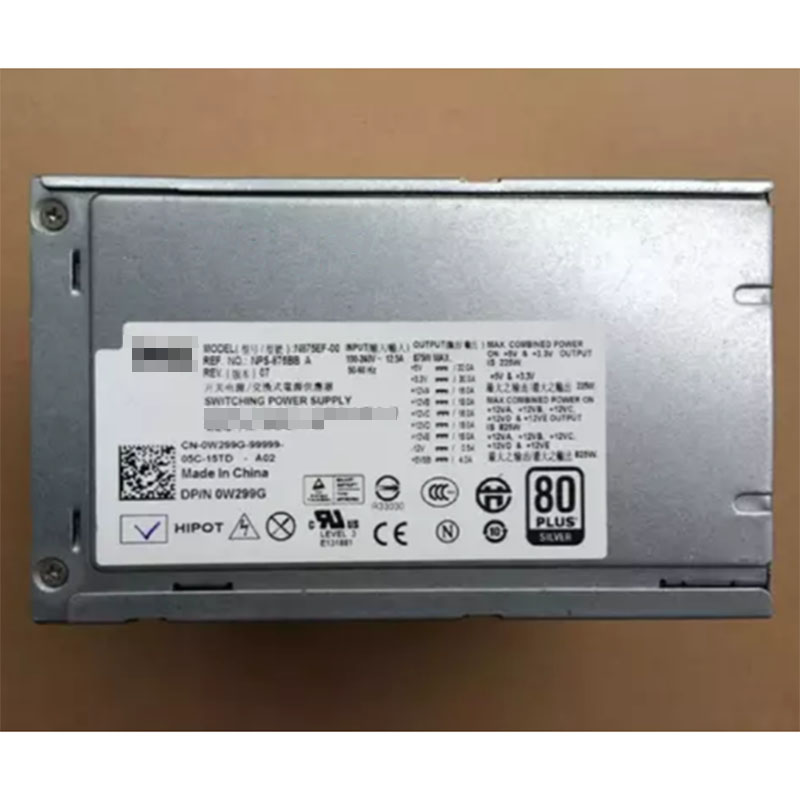 For DELL T3500 Server power 525W D525AF-00 H525AF-00 X008G M821J 6W6M1For DELL T3500 Server power 525W D525AF-00 H525AF-00 X008G M821J 6W6M1