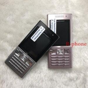 Image 1 - Sony Ericsson Original T700 téléphone portable 3G Bluetooth 3.15MP remis à neuf un an de garantie