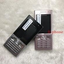 Sony Ericsson oryginalny telefon komórkowy T700 3G Bluetooth 3.15MP odnowiony roczną gwarancją