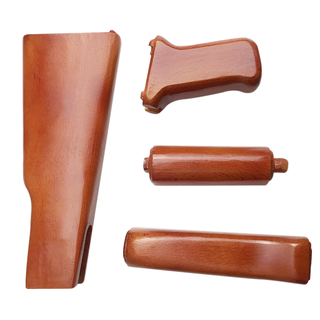 US $90 65 40% OFF|Rrowsfire 1 Pcs Solid Wood Stock Handguard And Rear  Handle For RX AK47 Water Gel Beads Blaster Red Yellow-in Toy Guns from Toys  &