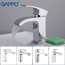 GAPPO Basin Faucet water mixer tap bathroom faucet sink basin Water Sink taps waterfall bath faucet crane