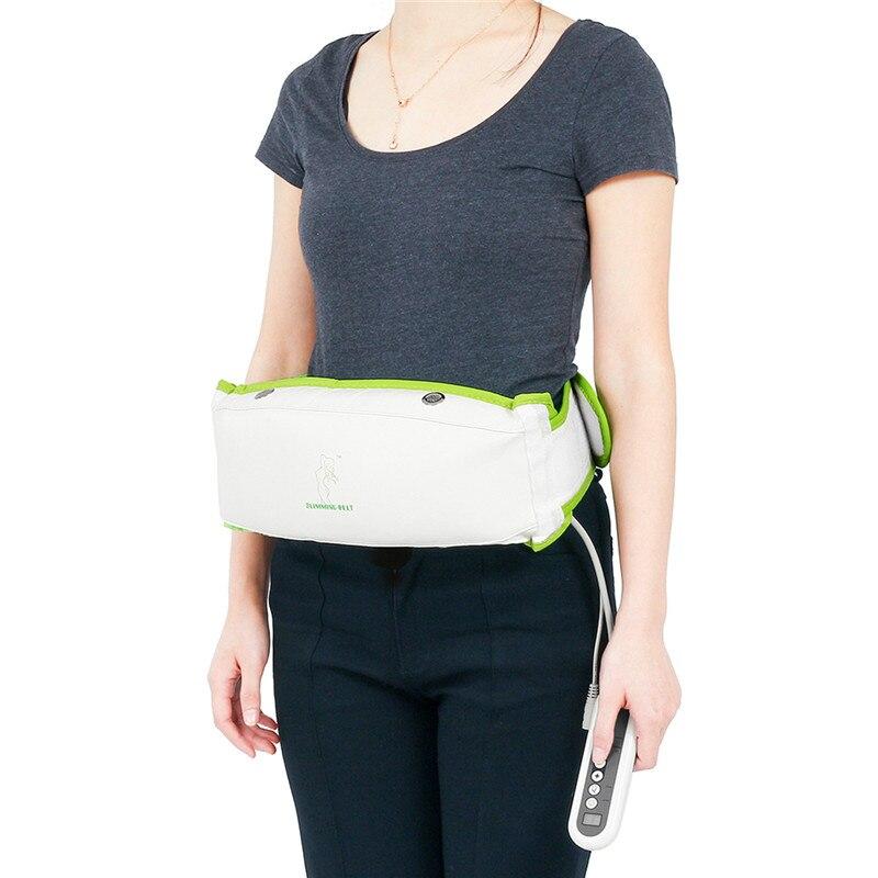 X5 électrique minceur ceinture masseur Vibration taille exercice jambe ventre graisse combustion Abdomen V forme Fitness ceinture équipement de beauté