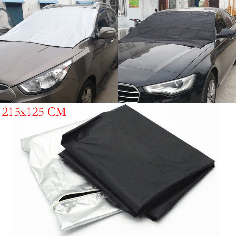 Anti frost snow ice windscreen cover protector for Volvo XC40