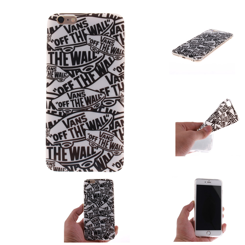 0e6e113c6db Vans off the wall For iphone 4s 5 5s SE 6 6s 6s Plus 6Plus 7 7 Plus ...