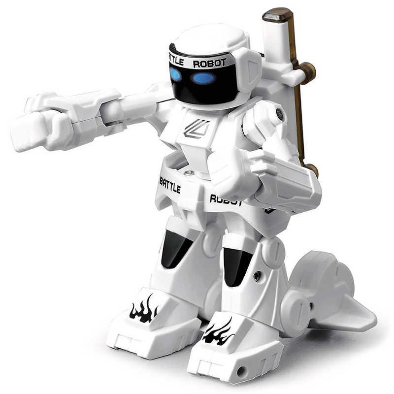 777-615 Битва RC робот моделирование звук и свет тело чувство дистанционного управления игрушки гибкий бокс и движение роботы игрушки модель