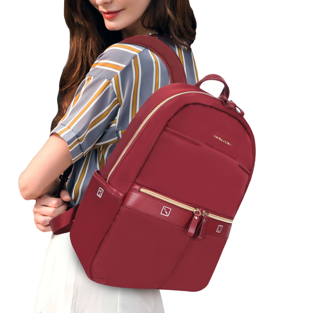 NEWCOM Smart Backpack School Bags Women Girl College