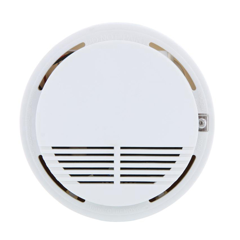 RF 433mhz Smoke Sensor Detector Alarm Wireless Fire Alarm House Safety Smart Home Security GSM Alarm Systems