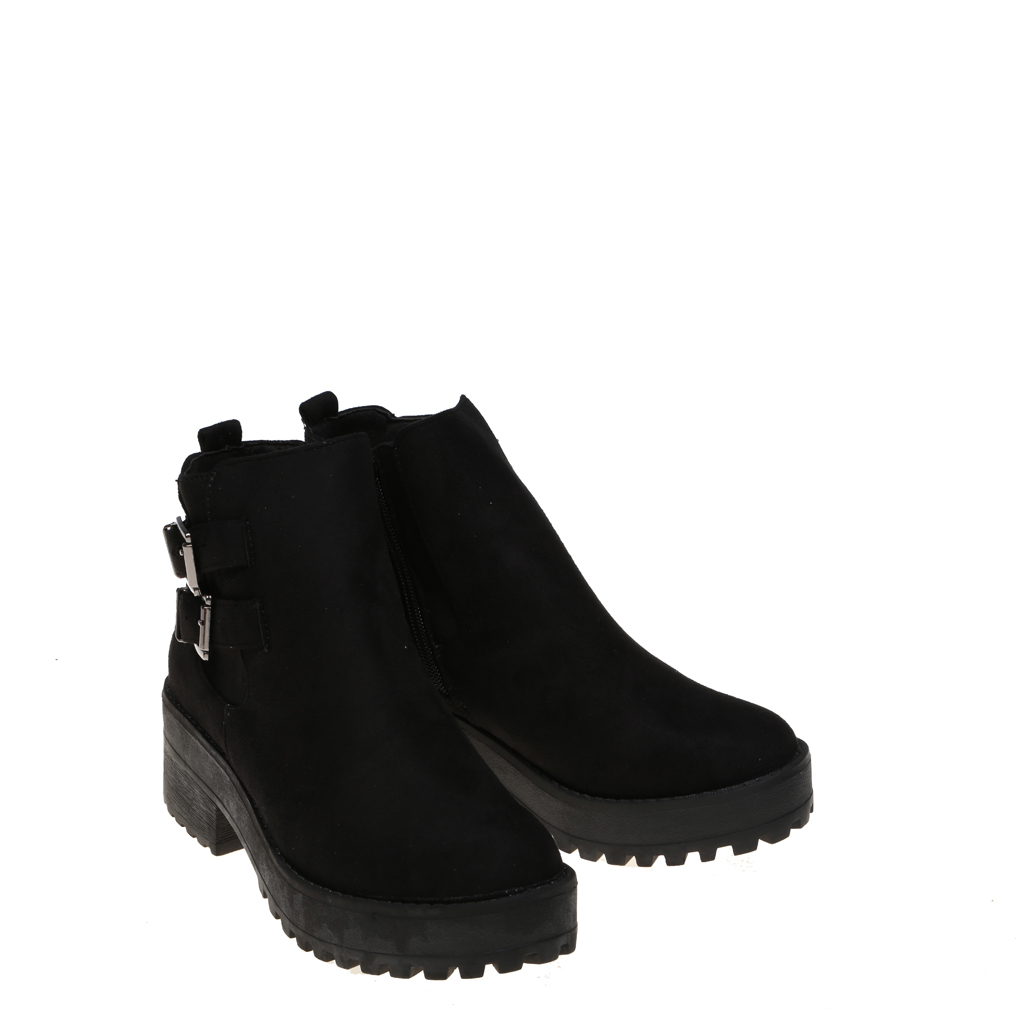 7880c511a50bee Aliexpress.com  Comprar COOLWAY BASHITA Negro Mujer 65024 de Botines fiable  proveedores en Zapatos Mayka Store