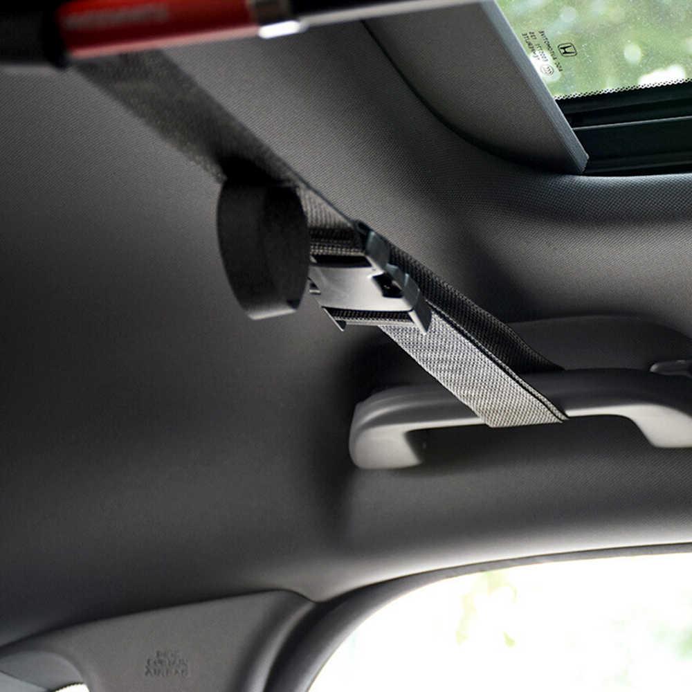 Автомобильный держатель для удочки, держатель для удочки, амортизатор для рыбалки, автомобильный органайзер для багажника, ремень для хранения, для хранения, 220 см