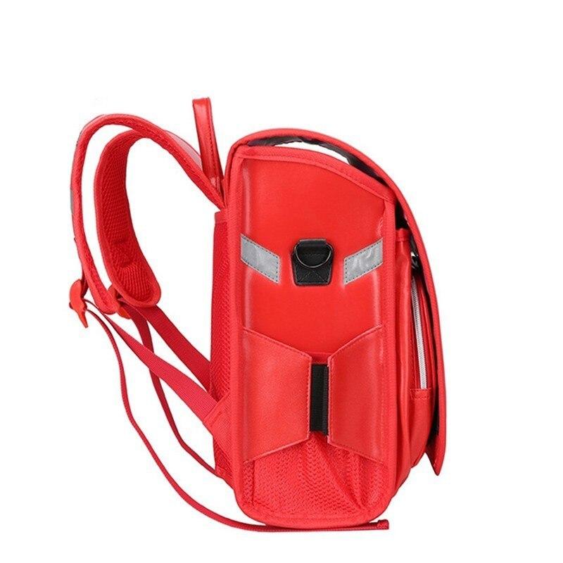 Japanese Waterproof Primary School Backpacks Mochila Feminina Leather Cute Backpack For Teenagers Girls Women Rugzak Schoolbag