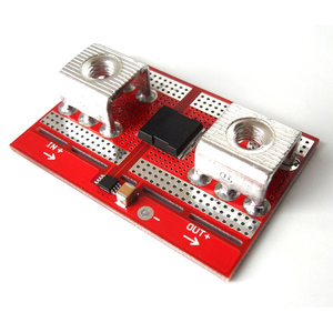 Image 4 - DYKB 50A Ideal Diode Controller Solar/Battery Charging Anti backflow Protection Board Diode controller