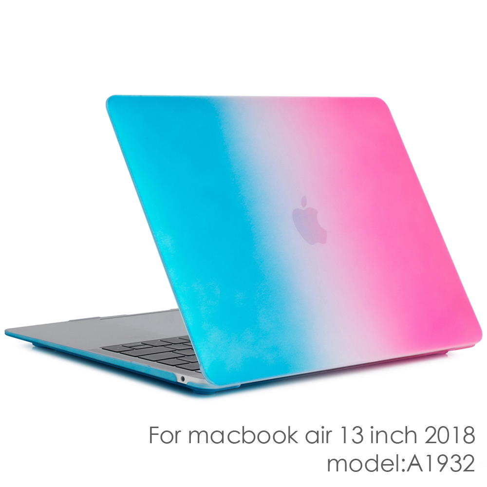 Hard case cover For MacBook 13Air 15Pro Retina 12 for MacBook Newest Air13 A1932 Notebook case Preferred for girls in Laptop Bags Cases from Computer Office