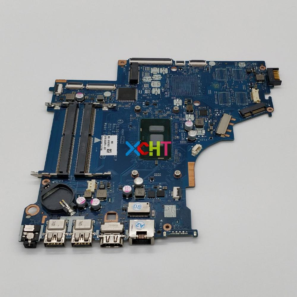 Image 5 - 924751 601 924751 001 LA E801P UMA w i5 7200U CPU for HP Laptop 15 BS Series 15T BR000 NoteBook PC Motherboard Mainboard-in Laptop Motherboard from Computer & Office