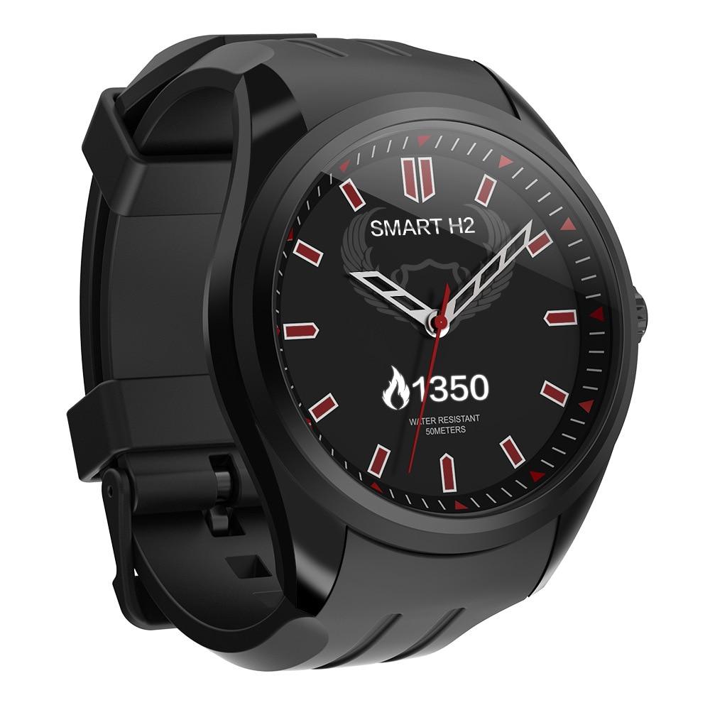 New Waterproof Smart H2 smart watch Multi-function smart outdoor sports quartz watch smart watch