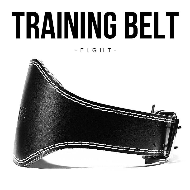 Crossfit haltérophilie ceinture Gym Fitness entraînement taille dos soutien Powerlifting entraînement Sport équipement