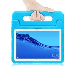 Image 4 - Capa de silicone para huawei mediapad m5 lite 10 10.1, capa de celular para tablet de criança, pc, AGS2 L09 AGS2 W09 DL AL09 w09 em eva capas