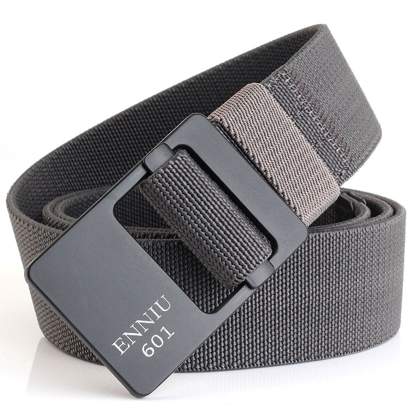 Casual Men   Belts   Luxury Nylon   Belts   For Men Military Outdoor Tactical Male Strap Fashion Design Buckle Waistband