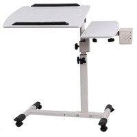 Топ вертикальный поворотный стол простой мобильный подъема ноутбук comter стол Бесплатная доставка