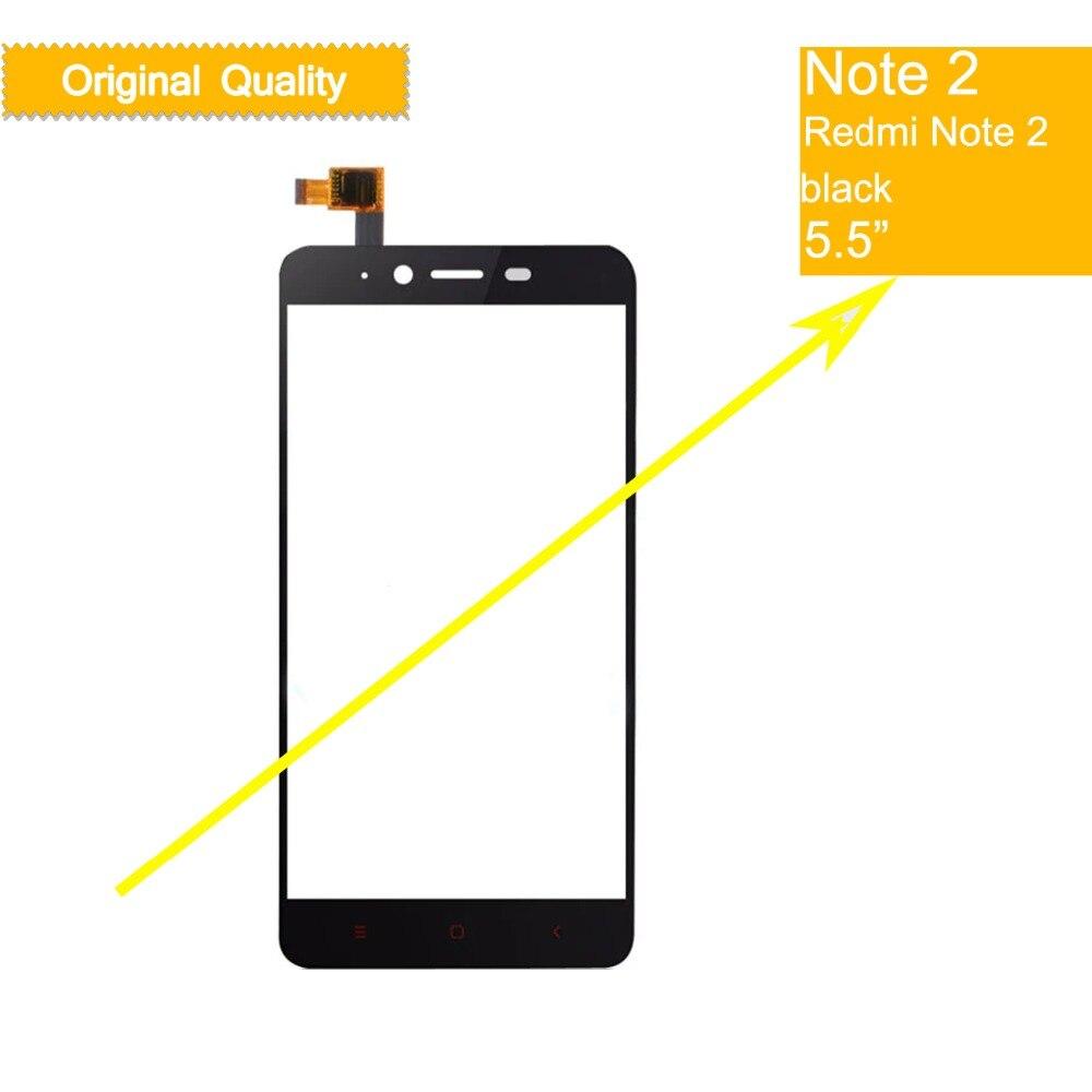 10pcs/lot Original TouchScreen For Xiaomi Redmi Note 1 Note 2 Note1 Note2 Touch Screen Digitizer Touch Panel Sensor Front Glass10pcs/lot Original TouchScreen For Xiaomi Redmi Note 1 Note 2 Note1 Note2 Touch Screen Digitizer Touch Panel Sensor Front Glass