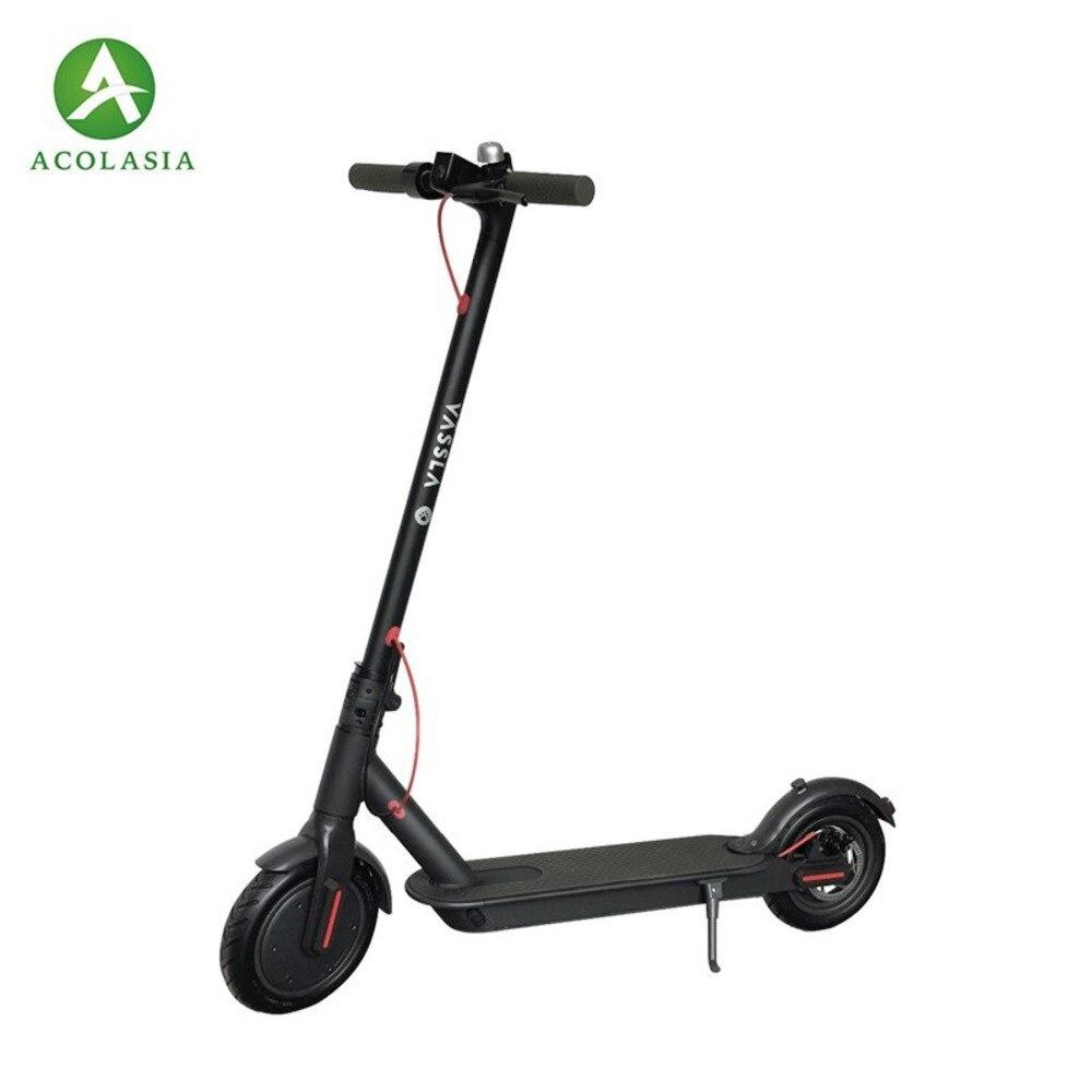 Scooter électrique M365 Smart e Scooter planche à roulettes Mini pliable Hoverboard Patinete Electrico adulte 30 km batterie 201-500 w