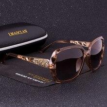 Polarized Sunglasses Vintage Women Luxury Brand Designer Shades Eyewear Accessories Oversized Ladies Driving Sun Glasses