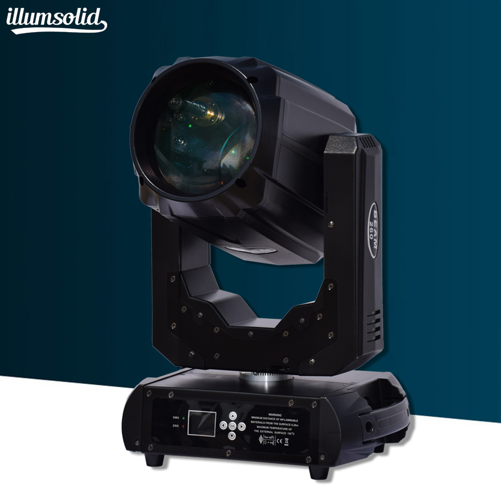 Professional stage lighting 260w beam moving head light 10r disco light Prism Beam Zoom high KTV effect light quality|Stage Lighting Effect| |  - title=