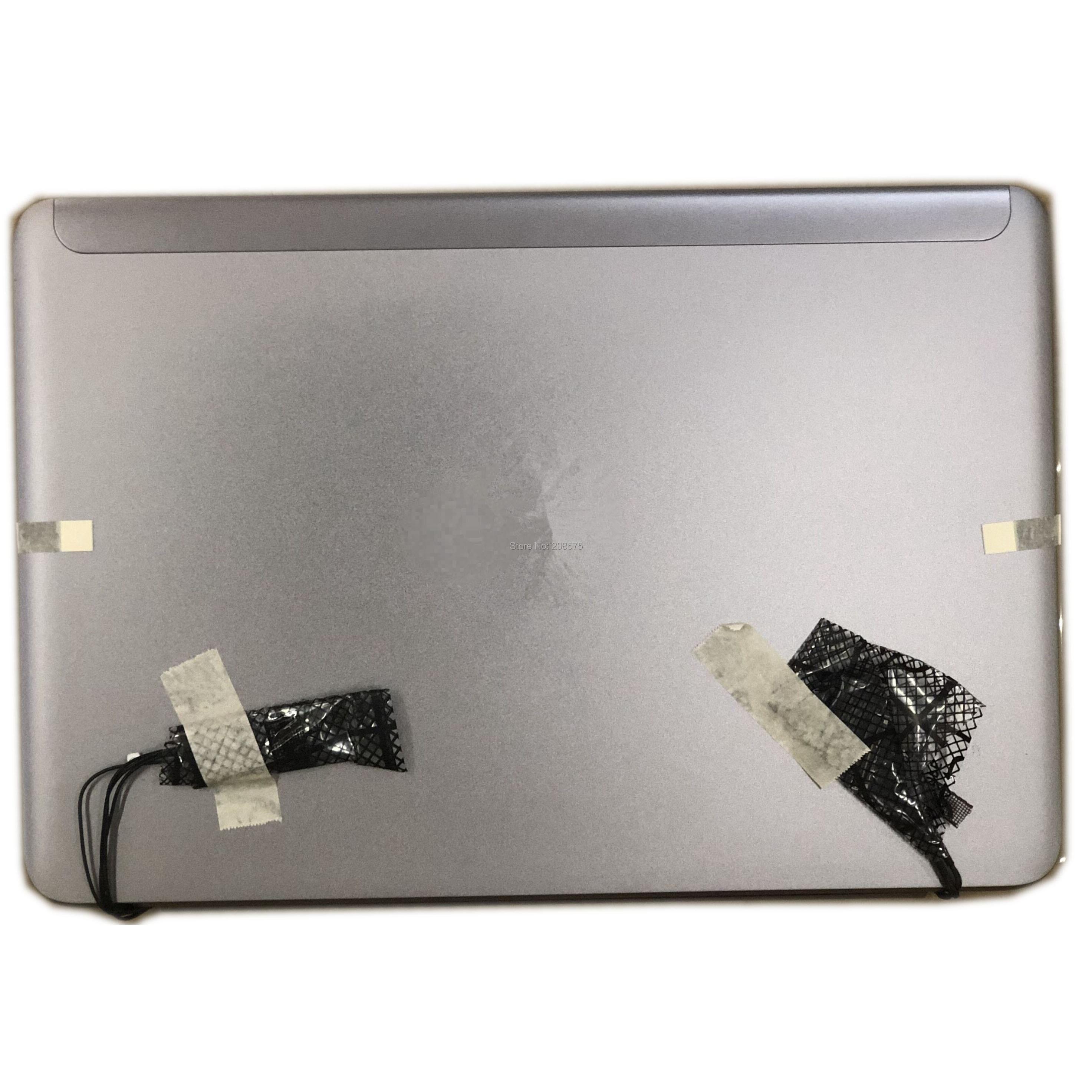 14,0 'ЖК светодиодный экран в сборе Полный стеклянный чехол верхняя половина части веб камера и Петли для HP EliteBook Folio 1040 G1 G2