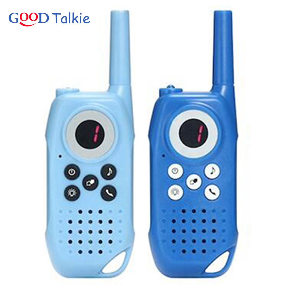 Image 4 - 2PCS Children Walkie Talkie Kids Toy Two Way Radio Long Range Handheld Kids Toy walky talky for children-in Walkie Talkie from Cellphones & Telecommunications