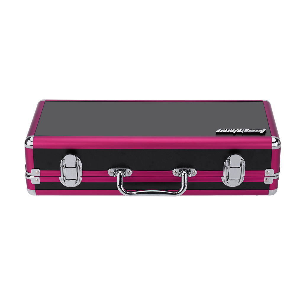 aroma apb 3 effect pedal carry case box guitar effects total metal locking case in guitar parts. Black Bedroom Furniture Sets. Home Design Ideas