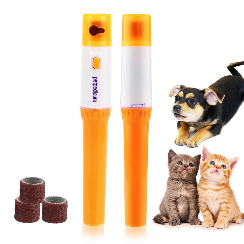 HILIFE חתול טופר מספריים נייל גוזם כלב חיות מחמד ספקי חשמל נייל מטחנות מקצועי קוצץ ציפורניים כלב מוצרים לחיות מחמד