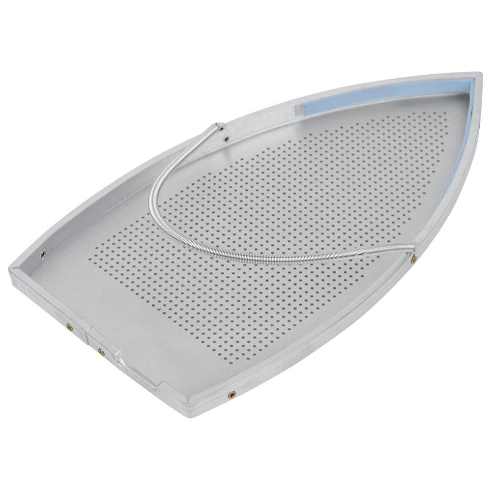 Железная крышка для обуви гладильная Крышка для обуви железная пластина защитная крышка Электрический Железный чехол для обуви гладильная доска Защитная ткань