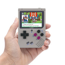 video game console - New Bittboy Version 2 - Retro game handheld player Mini Pocket Classic GB Console(China)