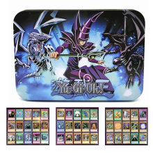 "Oh Cards, The Egyptian God Of Collectible Toys For Boy Free Yu - Gi ""metal Box Figurines Japan Yu See [the Board Game Cartas(China)"