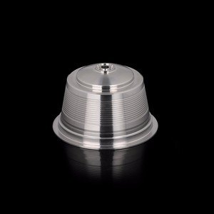 Image 4 - Stainless Steel Dolce Gusto Filter Baskets Capsule Dripper Reusable Capsula For Dolce Gusto Refillable Metal Dolce Gusto Pod Cup