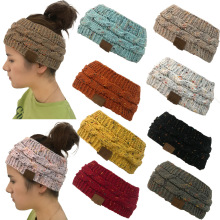 3fa00ac0153 Women s Classic CC Beanies Ear Warmers Head Wrap Thick Knit Headwrap CC Hat  Cap(China