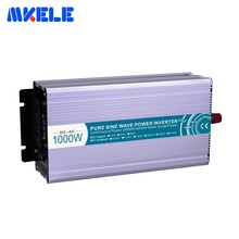 цена на Power Inverter 1000W 12/24/48V DC-AC110/220V Power Supply Switch On-board Charger Pure Sine Wave Inverter