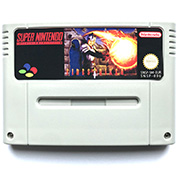 Fire Striker game cartridge for pal console