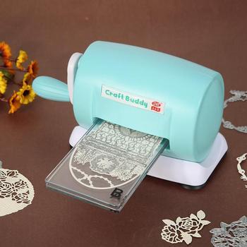 резак для бумаги | Высечная машина карта резак рельефное тиснение для скрапбукинга машина для резки DIY Инструменты пластиковая машина для замены покрышек рем...