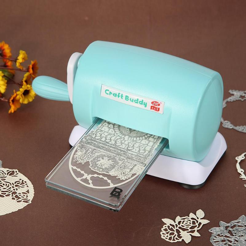 Máquina de Corte e vinco Máquina de Corte Cortador de Cartão Embossing Scrapbooking DIY Ferramentas Plástico Mudando Máquina Ferramentas Artesanais