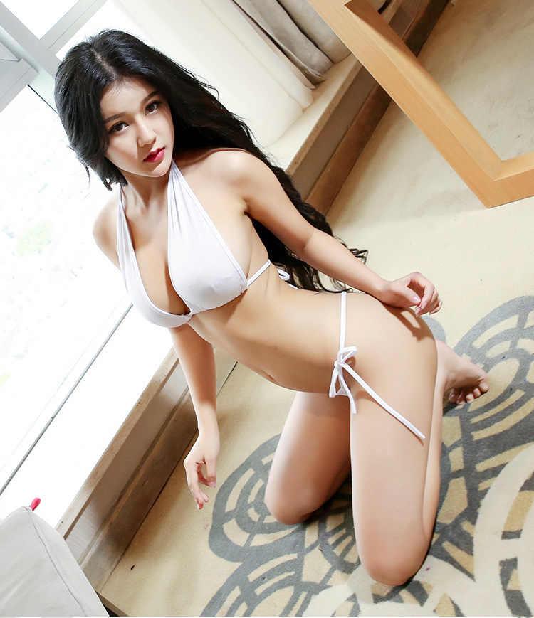 Micro Bikini Extreme Mini Bikinis Bathing Erotic Three -6121