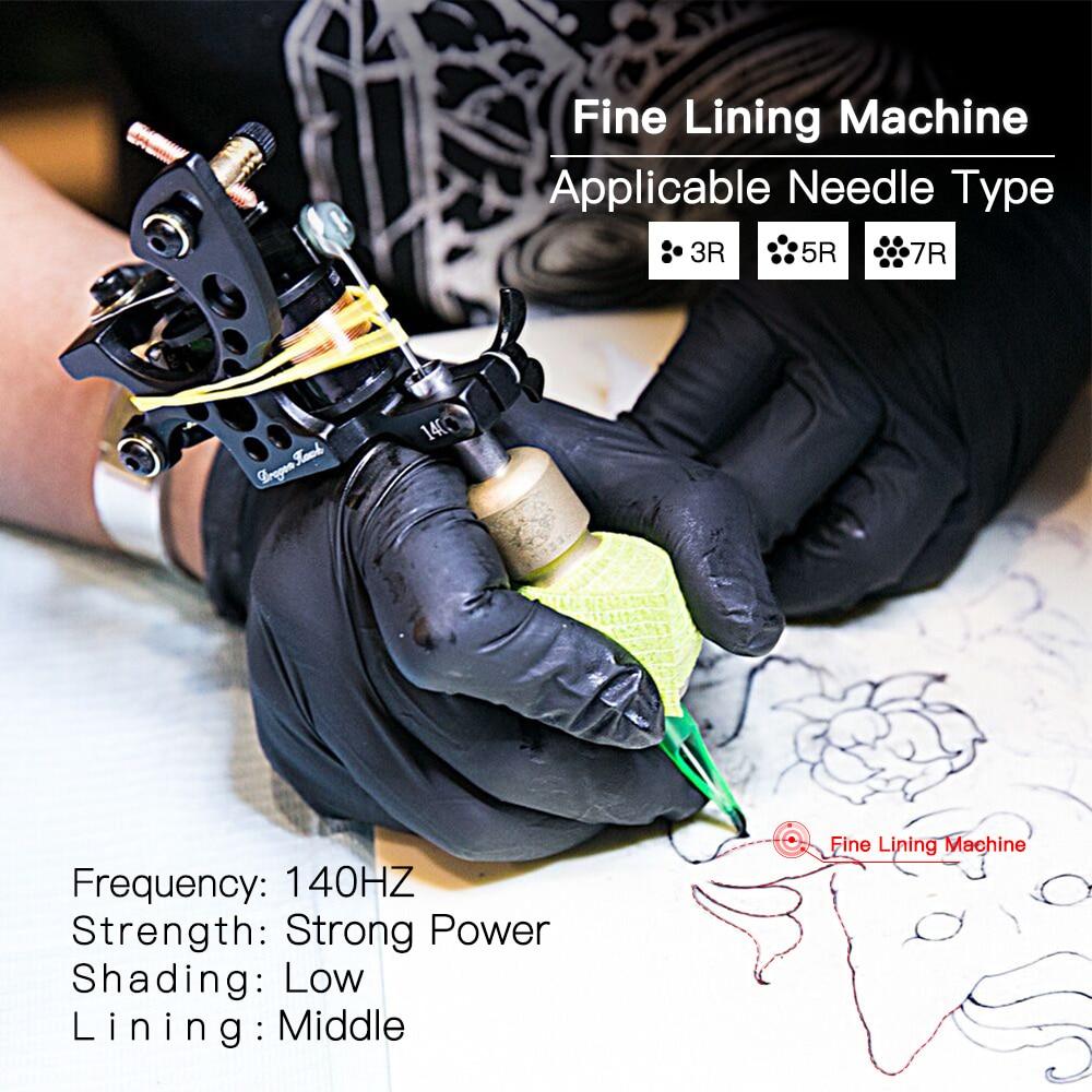 Livraison gratuite la moins chère populaire Top Quality Machine - Tatouages et art corporel - Photo 2