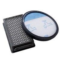 Kit de filtro para hepa rowenta rowent staubsauger compact power ro3715 ro3759 ro3798 ro3799 aspirador peças kit acessórios Peças p/ aspirador de pó Eletrodomésticos -