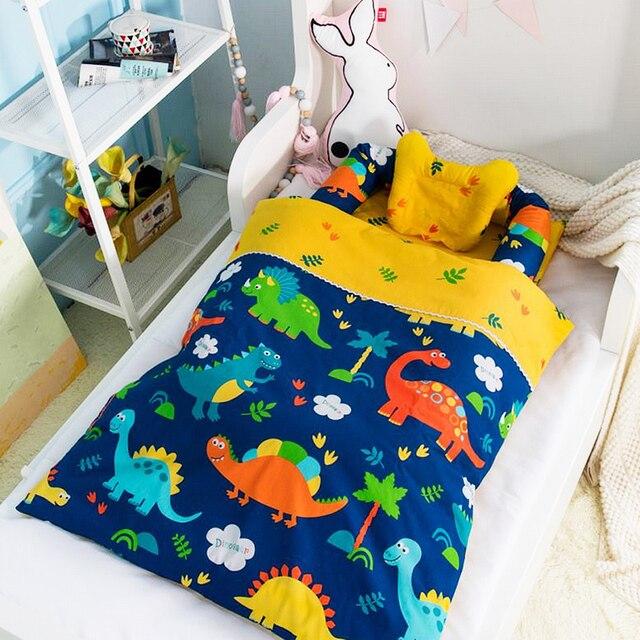 Детское одеяло из чистого хлопка, кровать, кроватка, одеяло s, пеленание ребенка набор постельных принадлежностей, одеяло для детской кроватки, коляски, Детские Товары для новорожденных, съемные