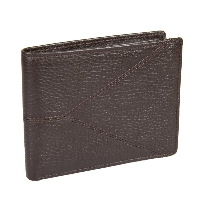 Coin Purse Gianni Conti 1817111 dark brown