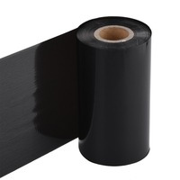 TDMR301 Resin Thermal Transfer Ribbon 110*280m 3d Printer Label Printing Accessory black